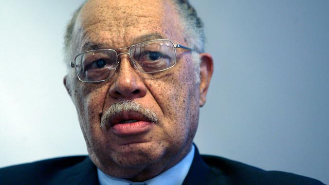 PHOTO: Dr. Kermit Gosnell is seen during an interview with the Philadelphia Daily News at his attorney's office in Philadelphia, March 8, 2010.