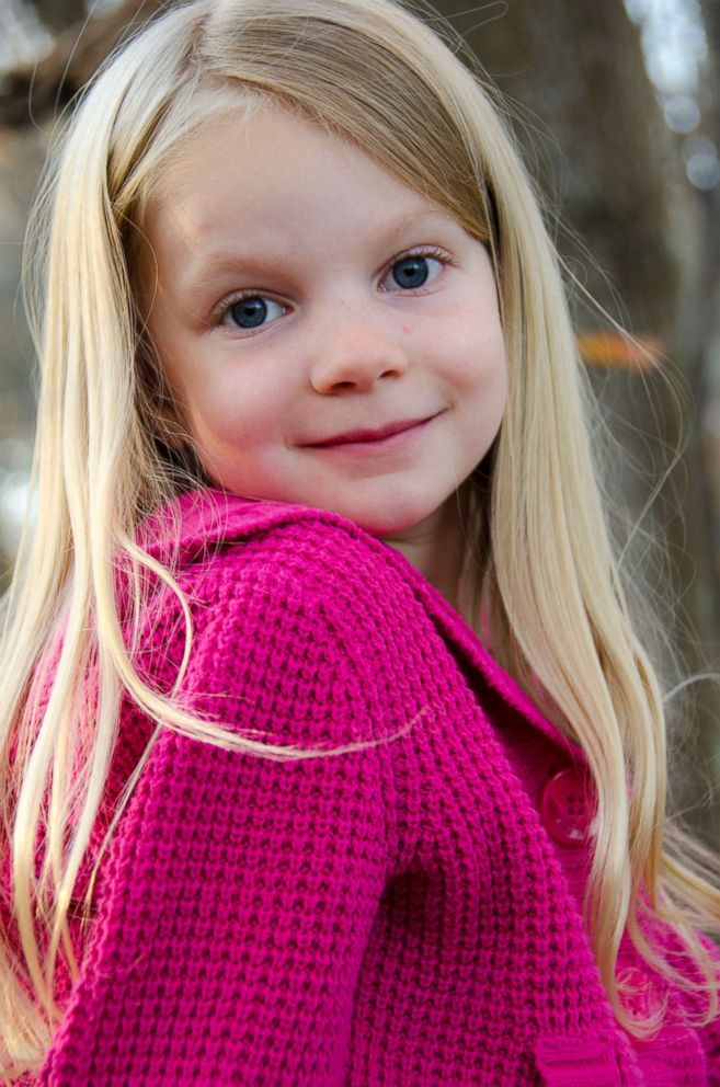 PHOTO: This 2012 photo provided by the family shows Emilie Alice Parker, who was killed on Dec. 14, 2012, when a gunman opened fire at Sandy Hook elementary school in Newtown, Conn., killing 26 children and adults at the school.