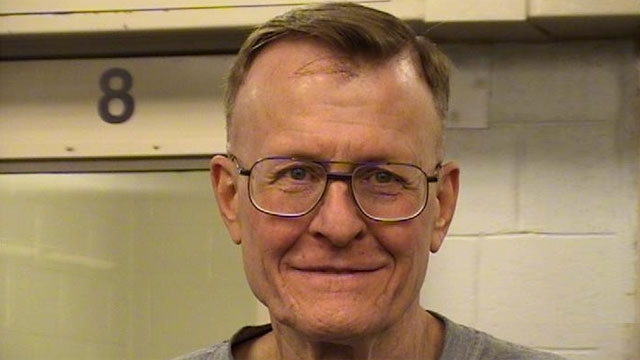 PHOTO: Former Republican candidate for Congress in New Mexico, Gary Smith was arrested on felony aggravated stalking charges, Jan. 2, 2013.