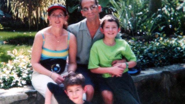 PHOTO: Judith Weinstein, Gary Weinstein, their children, Alex, 12, and Samuel, 9 are shown in this undated family handout.