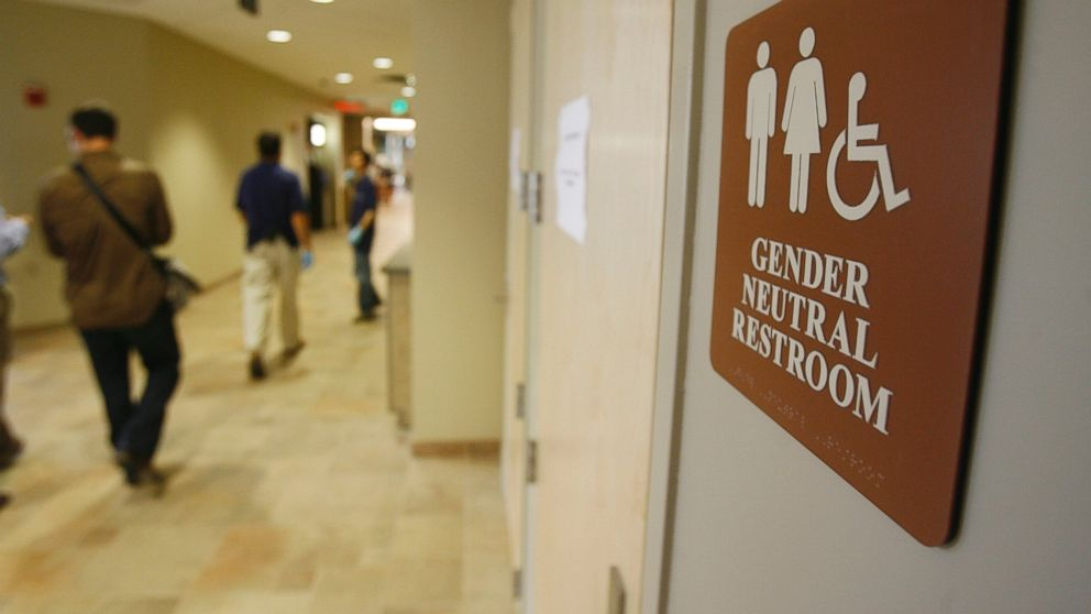 White House Makes St GenderNeutral Bathroom Available ABC News - How many bathrooms are in the white house