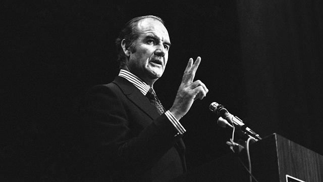George McGovern: Former U.S. Senator Dead at 90