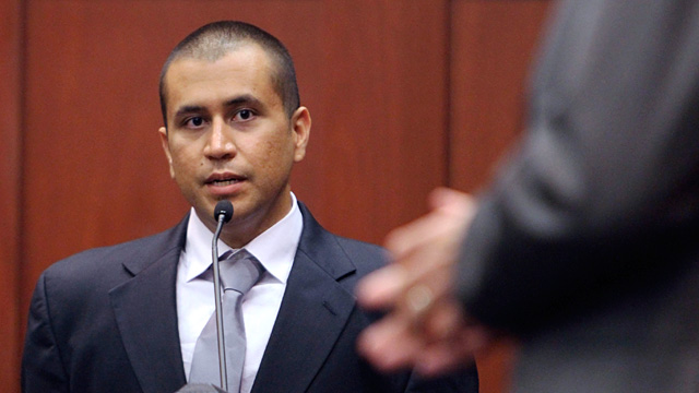 PHOTO: George Zimmerman