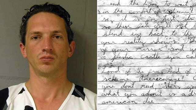 Serial Killer Israel Keyes' Suicide Letter Is Creepy Ode to Murder