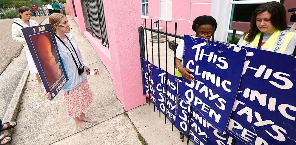 PHOTO: Jackson Womens Health Organization