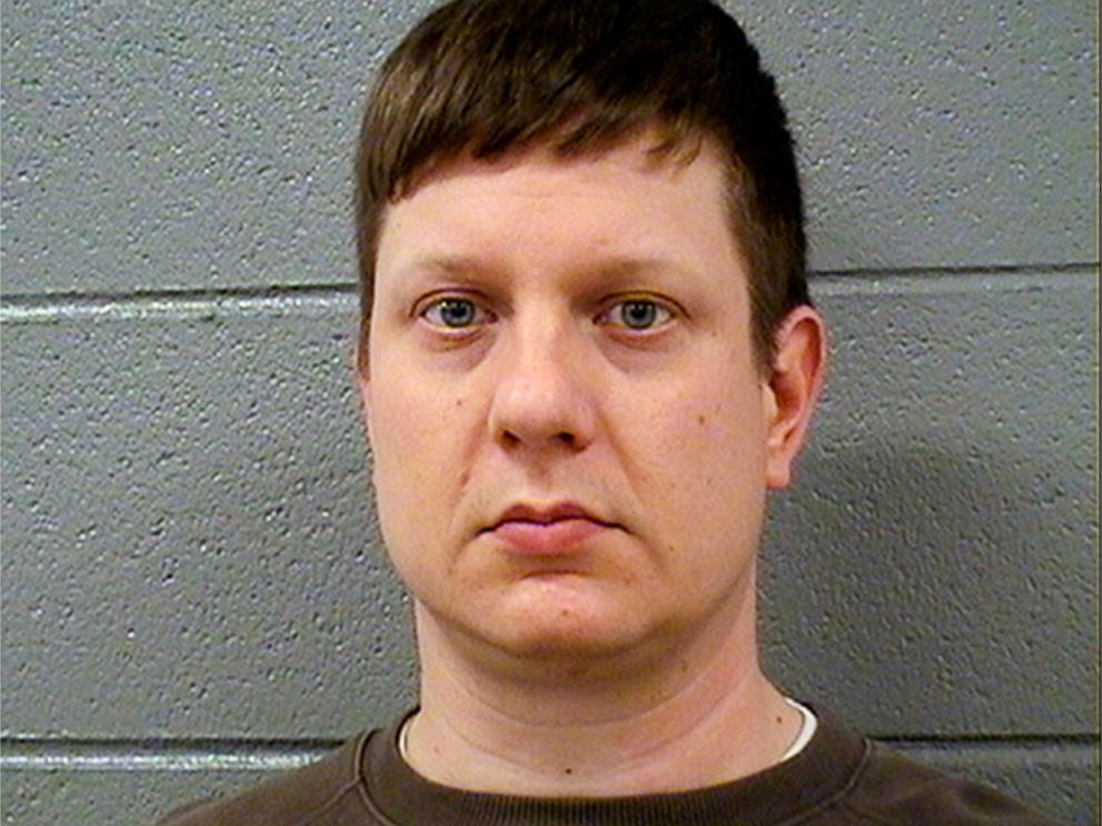 PHOTO: A photo released by the Cook County Sheriffs Office shows Chicago police Officer Jason Van Dyke, who was charged Tuesday with first degree murder in the killing of 17-year-old Laquan McDonald on Oct. 20, 2014.