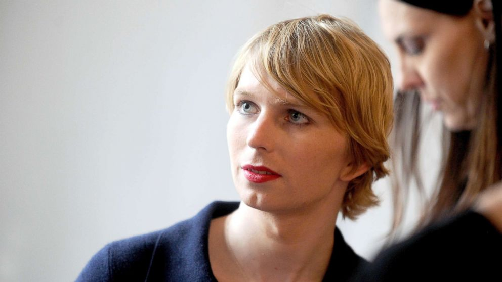 Chelsea Manning released from jail after refusing to testify ...