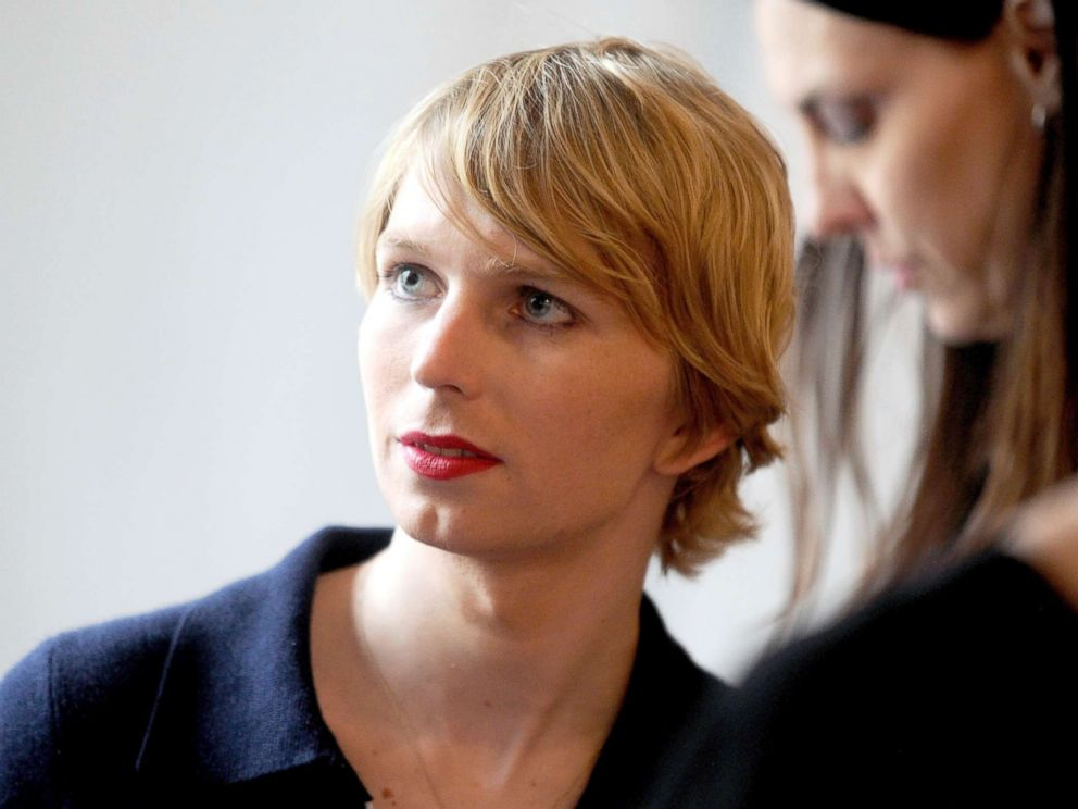 Chelsea Manning released from jail after refusal to testify before grand jury