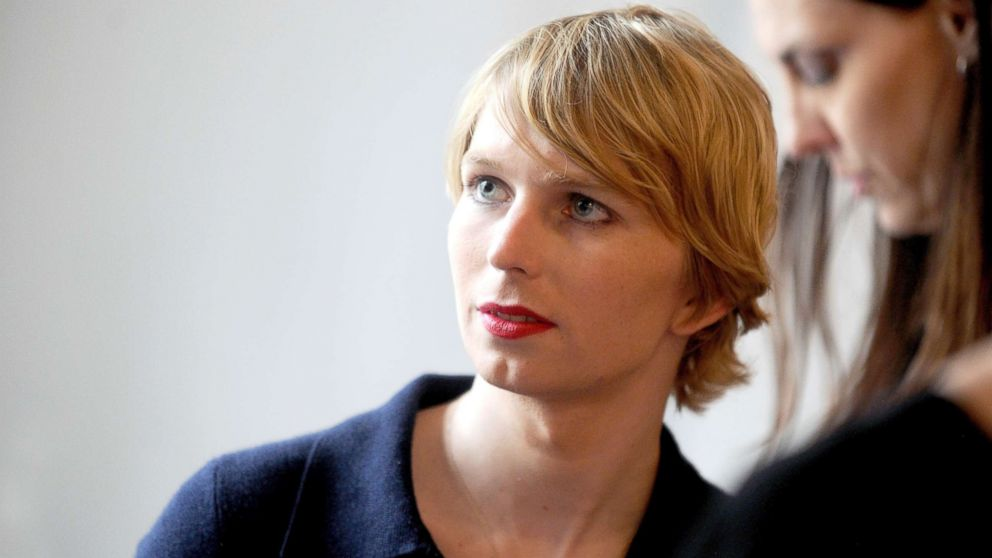 Chelsea Manning attends an event in New York City on Aug. 2, 2017.