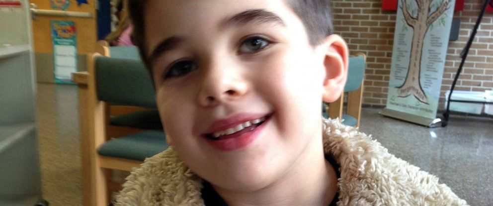 PHOTO: This Nov. 13, 2012, photo provided by the Pozner family via The Washington Post shows Noah Pozner. The six-year-old was one of the victims in the Sandy Hook elementary school shooting in Newtown, Conn., on Dec. 14, 2012.