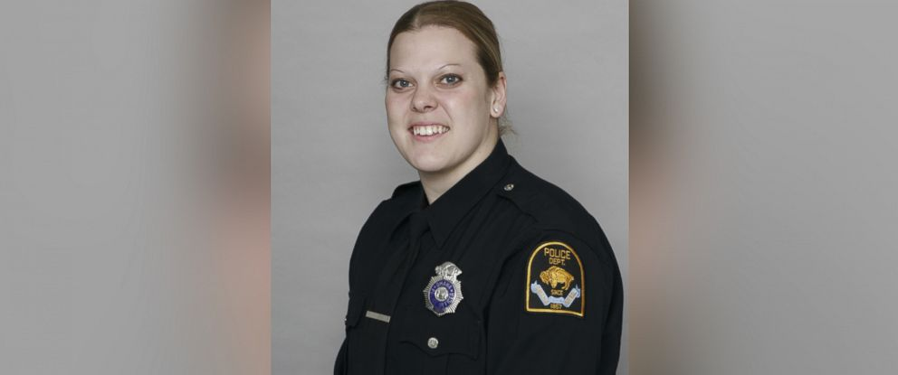 PHOTO: This photo provided by the Omaha Police Department shows officer Kerrie Orozco.