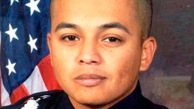 PHOTO: Albert Covarrubias Jr., a four-year veteran on the Santa Maria Police Department who was killed in Santa Maria, Calif.