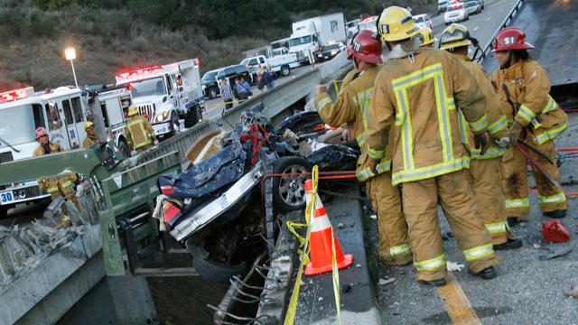 PHOTO: highway rescue