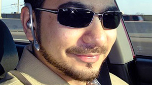 PHOTO In this photo from the social networking site Orkut.com, a man who was identified by neighbors in Connecticut as Faisal Shahzad, is shown