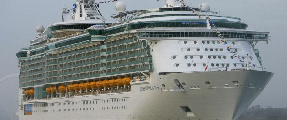 More Than Passengers Aboard Royal Caribbean Ship Stricken With - Cruise ship independence