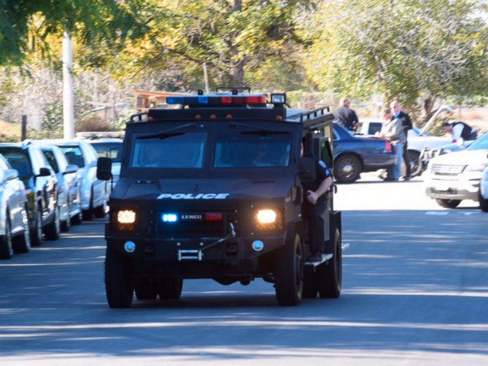 2 Suspects Killed After San Bernardino Mass Shooting - ABC News