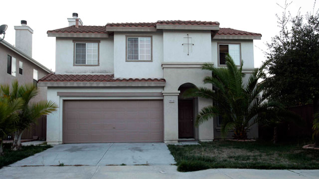 PHOTO: The home of Felicitas Gurrola de Mason is seen on Nov. 30, 2011, in Chula Vista, Calif. Gurrola, 84, will be sentenced after she pleaded guilty to charges that she directed a smuggling organization.