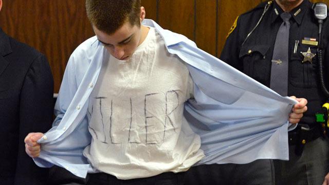 How Ohio School Killer TJ Lane Snuck 'Killer' T-Shirt Into