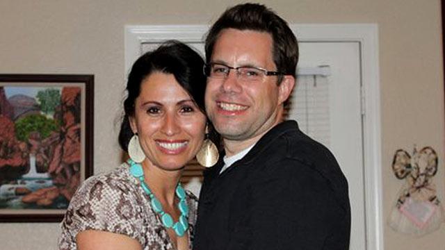 PHOTO: Gary and Yanira Maldonado are shown in 2012.