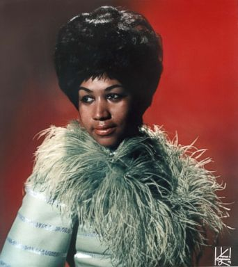 PHOTO: The Queen of Soul, Aretha Franklin, poses for a portrait with circa 1967.