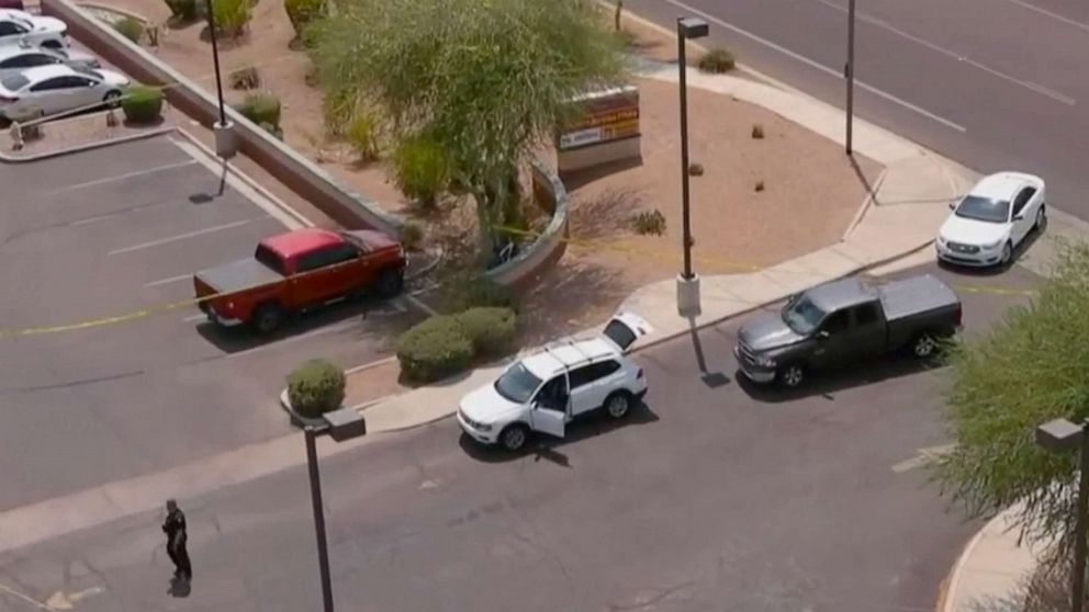 Arizona shooting spree suspect thought people were after him for prior shooting: Police