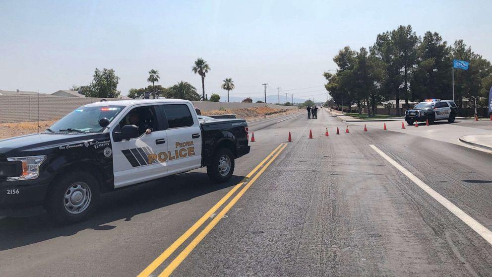 Arizona shooter targets random drivers over three cities