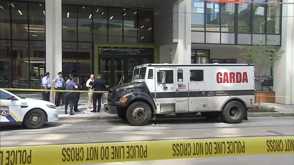 FBI looking for 3 men who got into shootout trying to rob armored car thumbnail