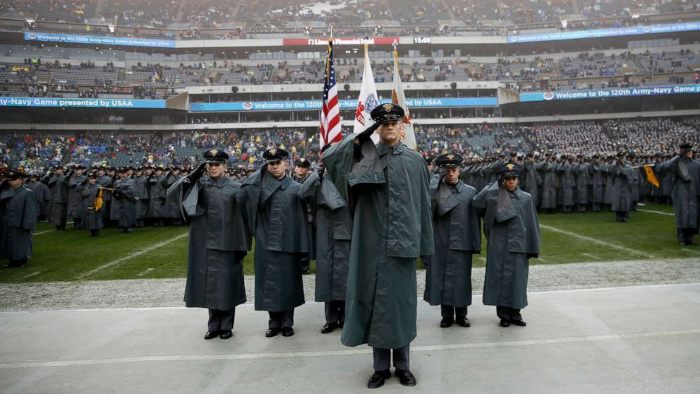 Hand Gestures At Army Navy Game Were Not Racist