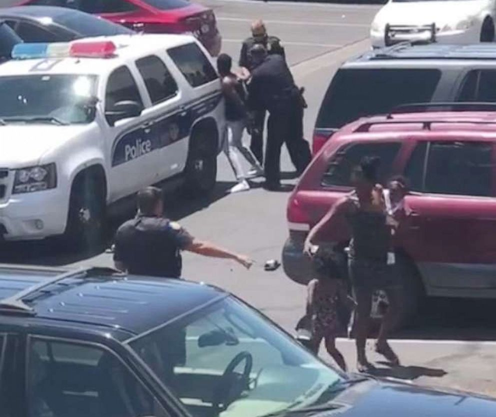 Phoenix police chief calls viral-video arrest of suspected