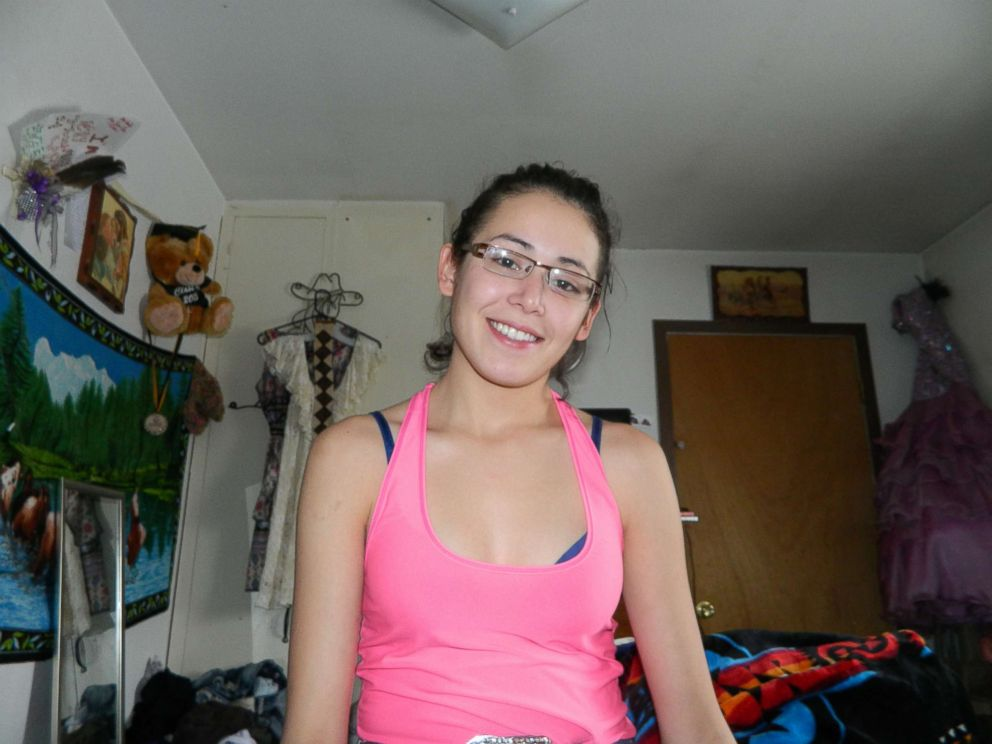 PHOTO: Ashley Loring HeavyRunner went missing from the Blackfeet Reservation in Montana in June 2017.
