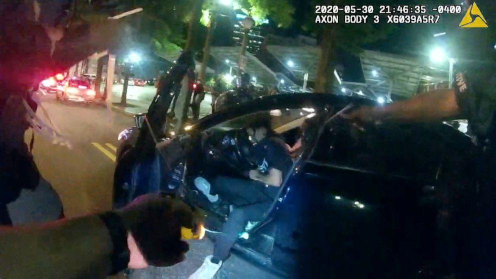 6 Atlanta cops arrested