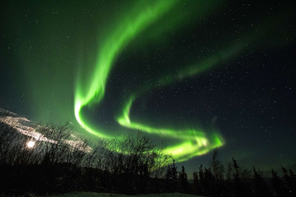 solar storm will make it easier to see an aurora in northern us