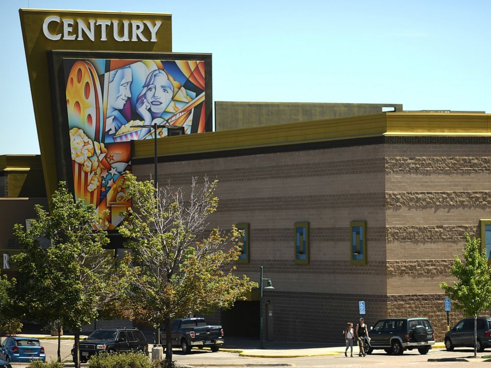 hollywood PHOTO: Nearly four years ago on July 20, 2012, a mass shooting took place inside the Century 16 movie theater in Aurora, in a picture taken on July 19, 2016.