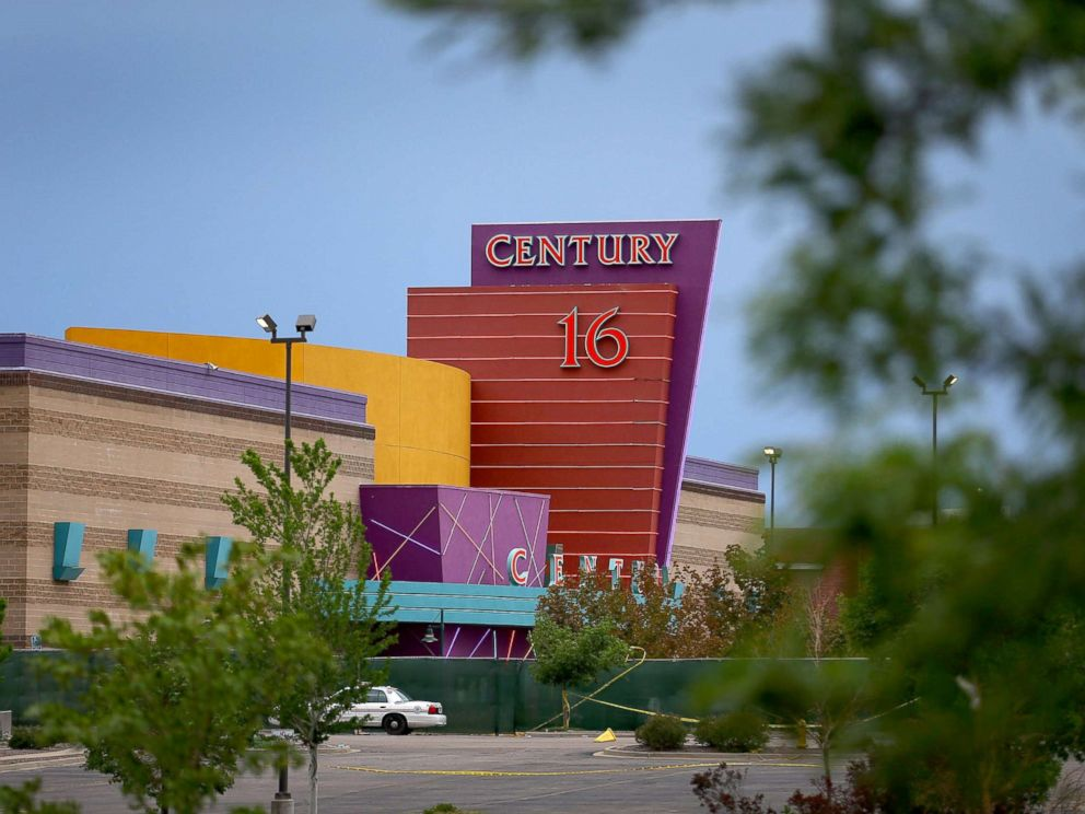 A look back at the Aurora, Colorado, movie theater shooting