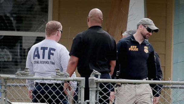 Austin bombing suspect used a child safety sign to conceal one of his explosives