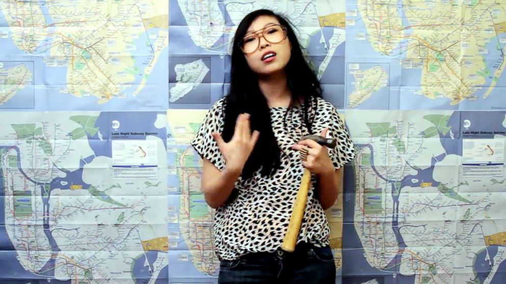 PHOTO: Lum first went viral in 2012 for her tongue-in-cheek raps released under her stage name Awkwafina.