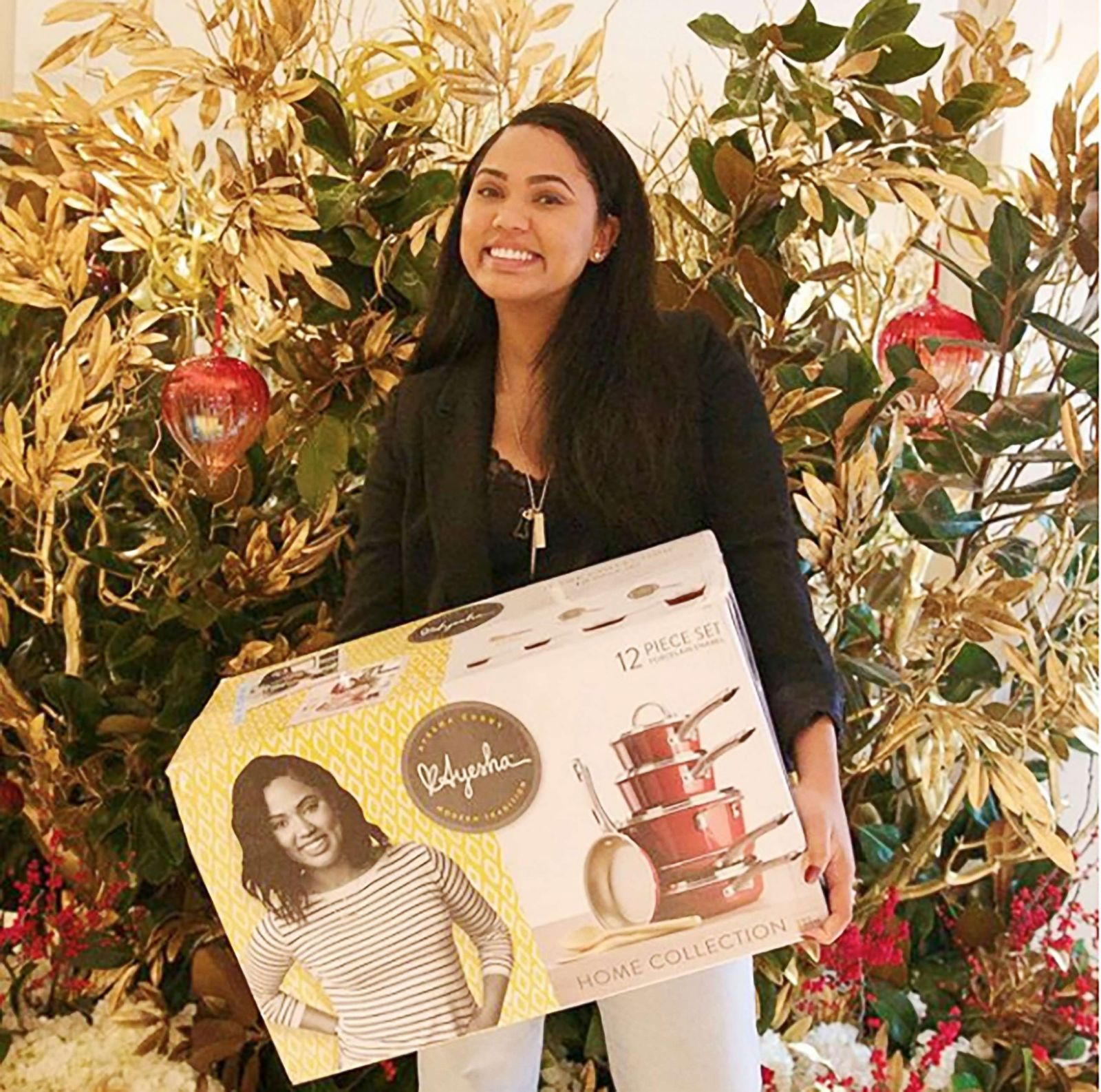 Why chef and entrepreneur Ayesha Curry won't ever call
