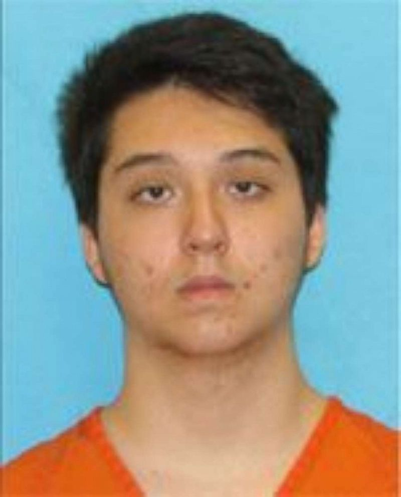 PHOTO: Matin Azizi Yarand in a booking photo provided by the Collin County Sheriff Office in Plano, Texas, May 2, 2018.