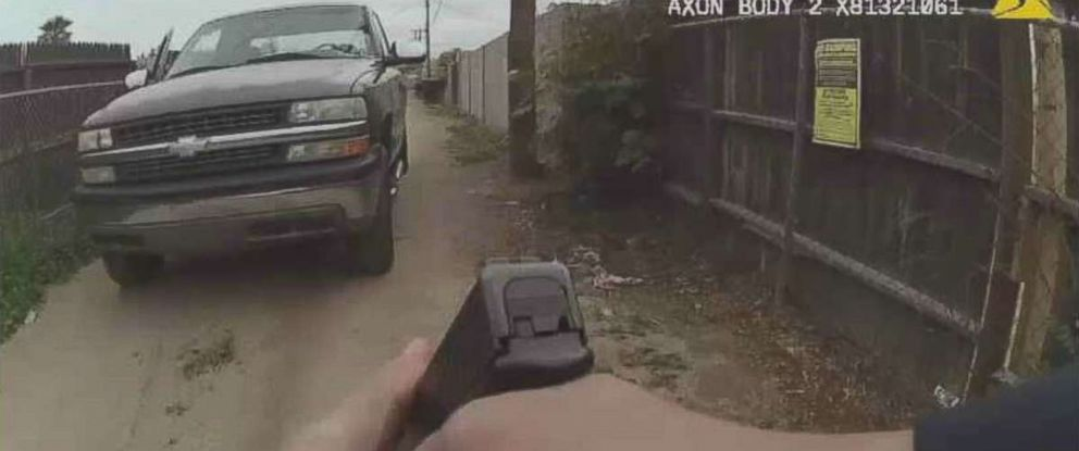PHOTO: Tempe police released body cam footage of an officer fatally shooting 14-year-old Antonio Arce as he was allegedly burglarizing a car on Tuesday, Jan. 15, 2019.