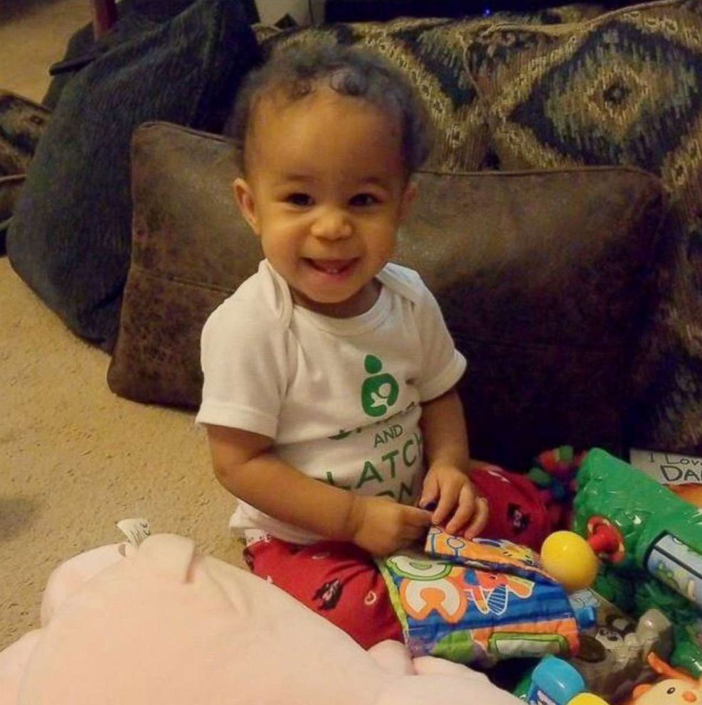PHOTO: Authorities are searching for missing baby Zoe Jordan who was last seen in Memphis on March 16, 2018.