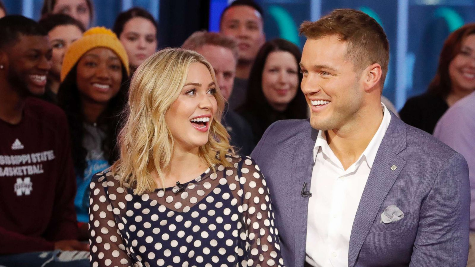 Bachelor Colton Underwood On Shocking Finale With Cassie We Have Talked About An Engagement Gma