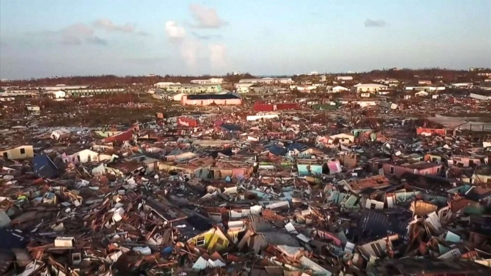 Dorian survivors desperate to evacuate Bahamas as death toll climbs to 44