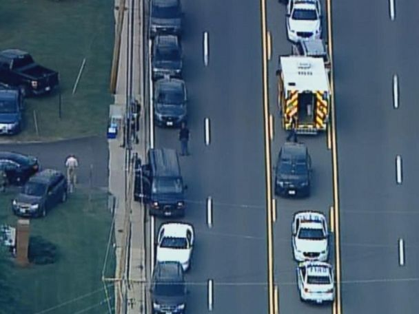 Baltimore-area police officer killed in confrontation with burglary suspects