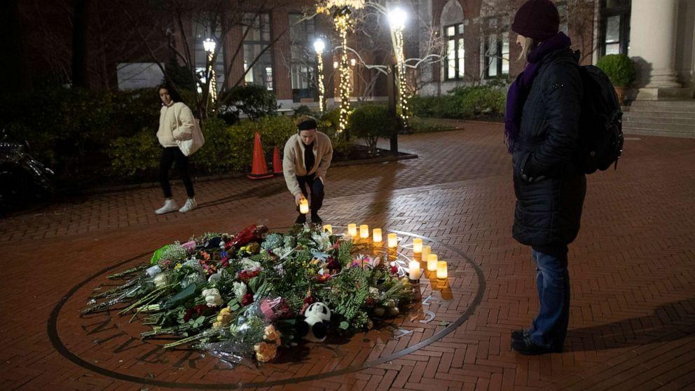 13歳逮捕された致命的な刺しのバーナード大学の学生、と言う