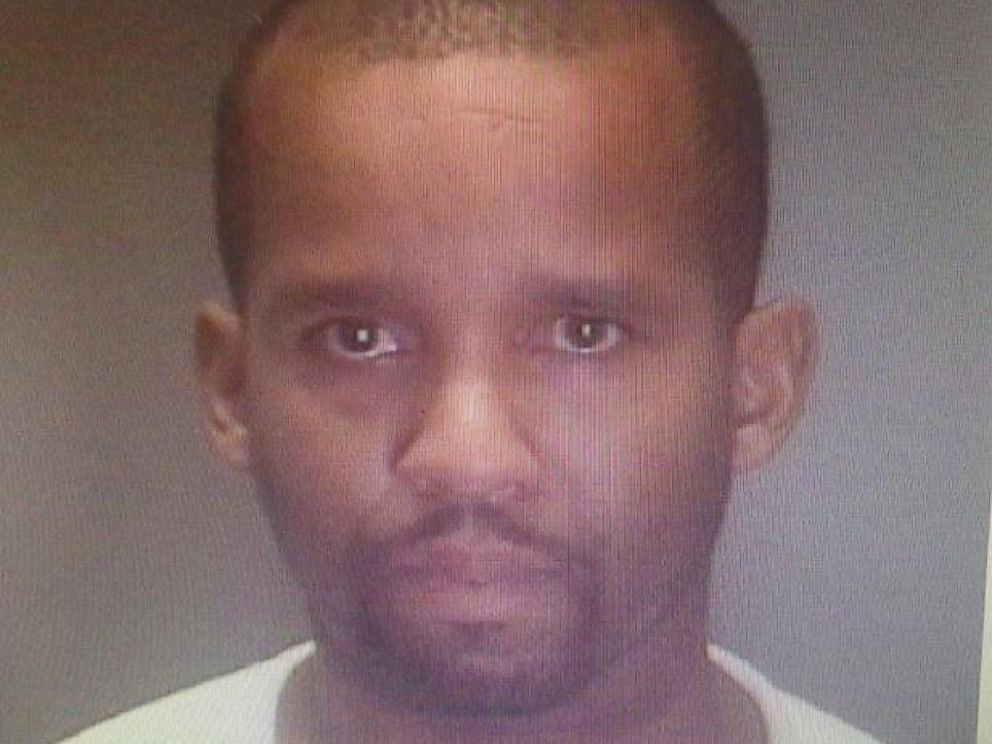 PHOTO: Delvin Barnes, 37, was arrested in connection for the alleged abduction of 22-year-old Carlesha Freeland-Gaither.
