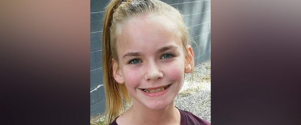 11-year-old Amberly Barnett murdered, left in Alabama woods