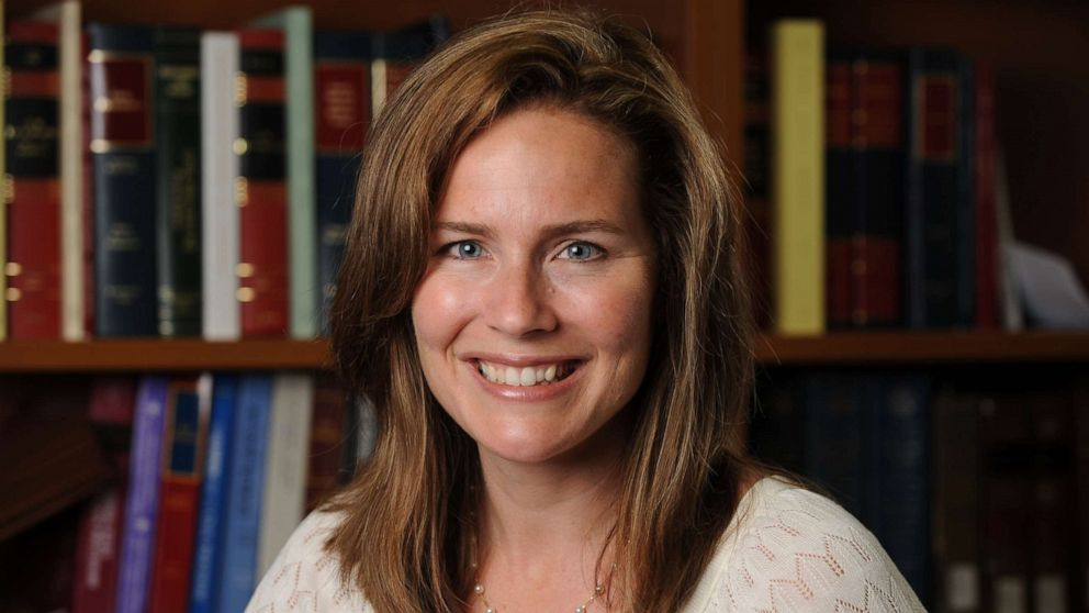 Supreme Court favorite Judge Amy Coney Barrett faces renewed attention for religious affiliation