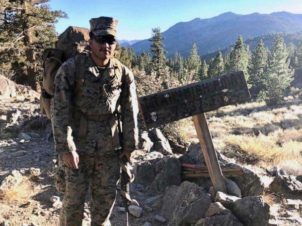 21-year-old Marine killed during training exercise