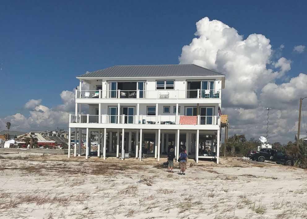 Photo A Of Dr Lebron Lackeys Newly Built Mexico Beach Florida