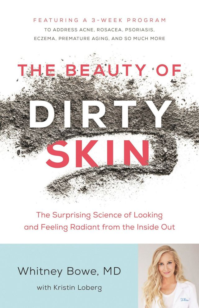 PHOTO: Dermatologist Dr. Whitney Bowe is out with a new book The Beauty of Dirty Skin which features some of her top skincare tips.